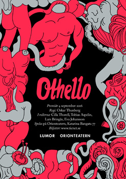 Othello affisch